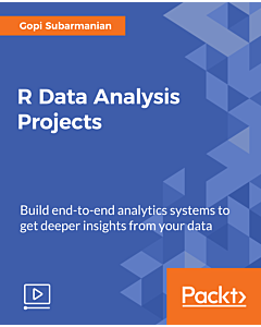 R Data Analysis Projects [Video]