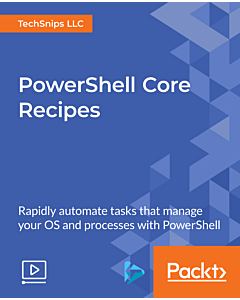 PowerShell Core Recipes [Video]