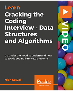 Cracking the Coding Interview - Data Structures and Algorithms [Video]