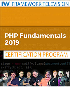PHP Fundamentals 2019 [Video]