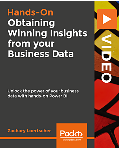 Obtaining Winning Insights from your Business Data [Video]