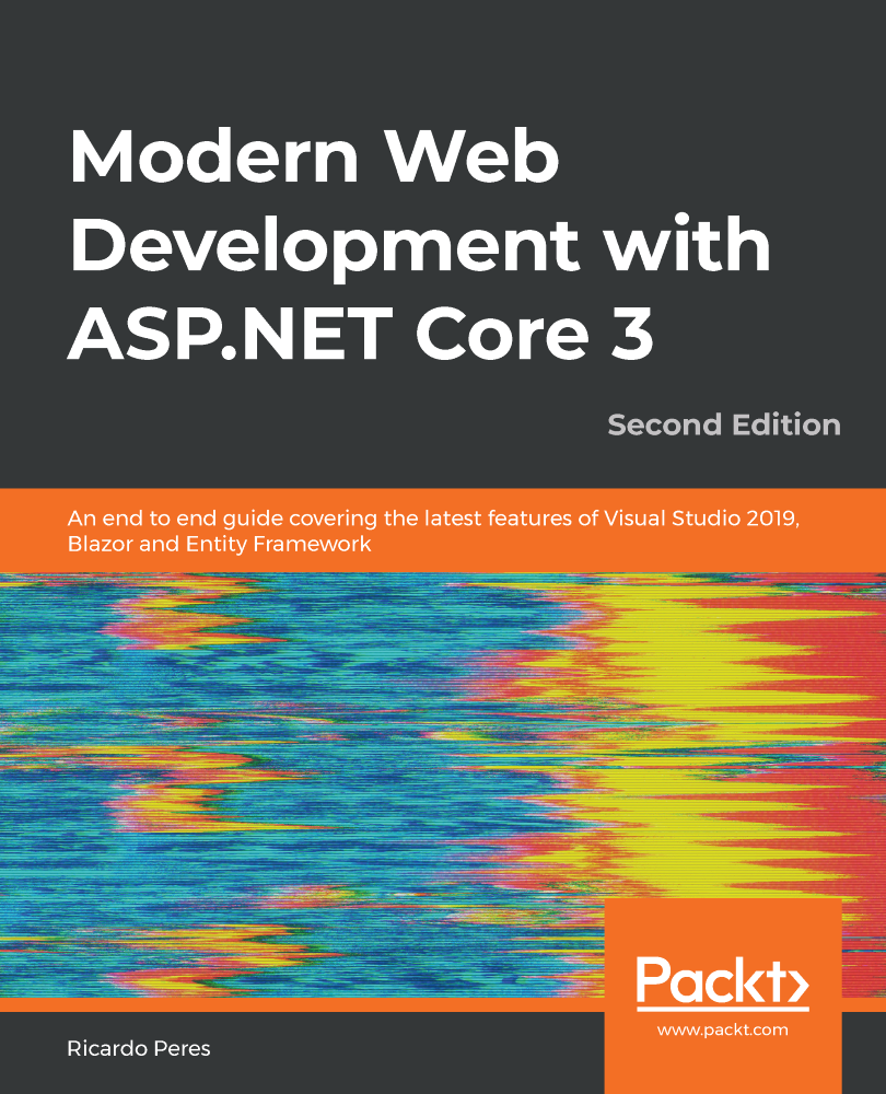 Modern Web Development with ASP.NET Core 3.0