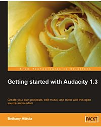Getting started with Audacity 1.3