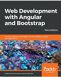 Web Development with Angular and Bootstrap - Third Edition
