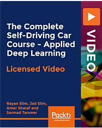 The Complete Self-Driving Car Course - Applied Deep Learning [Video]