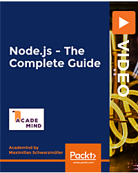 Node.js - The Complete Guide [Video]
