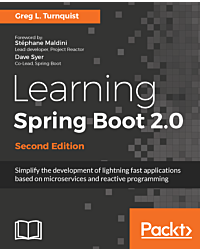 Learning Spring Boot 2.0 - Second Edition