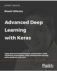 Advanced Deep Learning with Keras