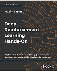 Deep Reinforcement Learning Hands-On