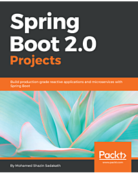 Spring Boot 2.0 Projects