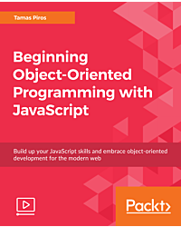Beginning Object-Oriented Programming with JavaScript [eLearning]