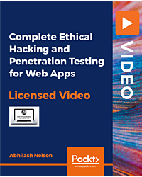 Complete Ethical Hacking and Penetration Testing for Web Apps [Video]