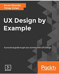 UX Design by Example [Video]