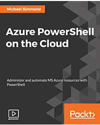 Azure PowerShell on the Cloud [Video]
