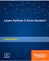 Learn Python 3 from Scratch [Video]