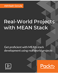 Real-World Projects with MEAN Stack [Video]