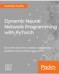 Dynamic Neural Network Programming with PyTorch [Video]