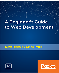 A Beginner's Guide to Web Development [Video]