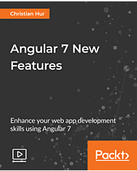 Angular 7 New Features [Video]