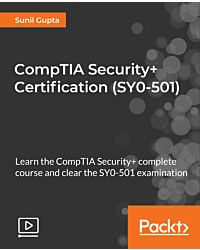 CompTIA Security+ Certification (SY0-501) [Video]