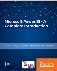 Microsoft Power BI - A Complete Introduction [Video]
