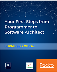 Your First Steps from Programmer to Software Architect [Video]
