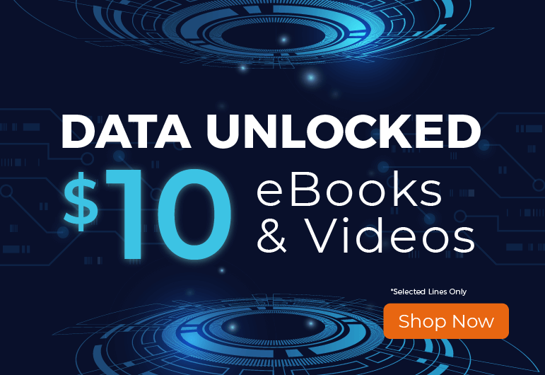 Packt Data Unlocked $10