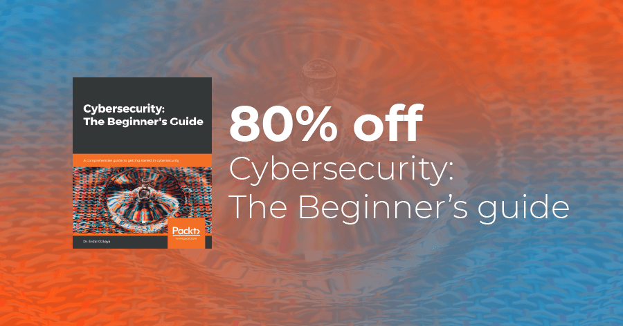 80% off Cybersecurity: The Beginners Guide