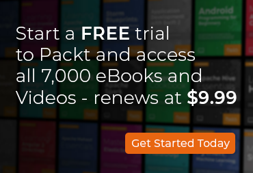 packt subscription free trial