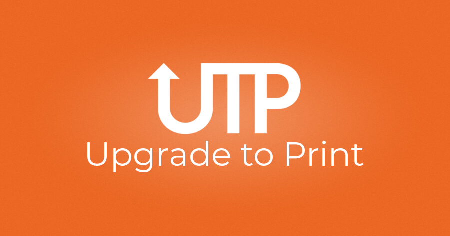 Upgrade your eBooks to Print